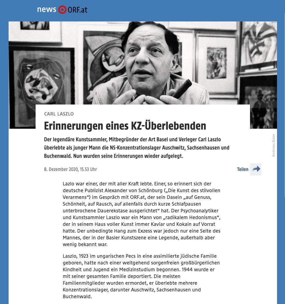 ORF – Miedl – Laszlo – Schlagzeile